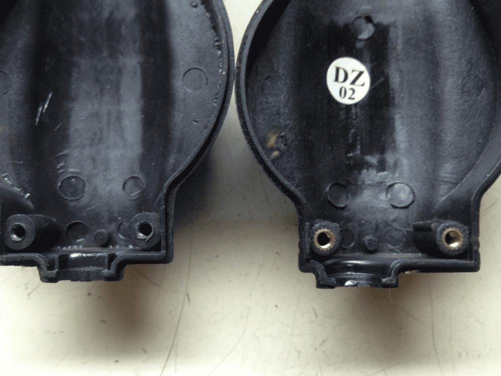 Lukey 852D+FAN - разницам оригинального и неоригинального корпуса фена