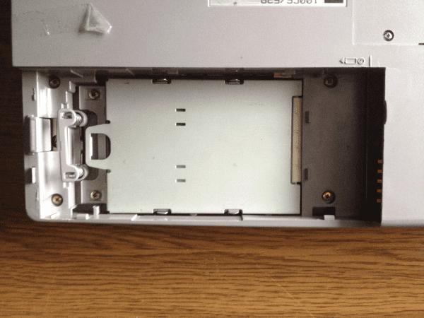 Ноутбук Toshiba Satellit 100CS разборка ноута Тошиба Сателлит
