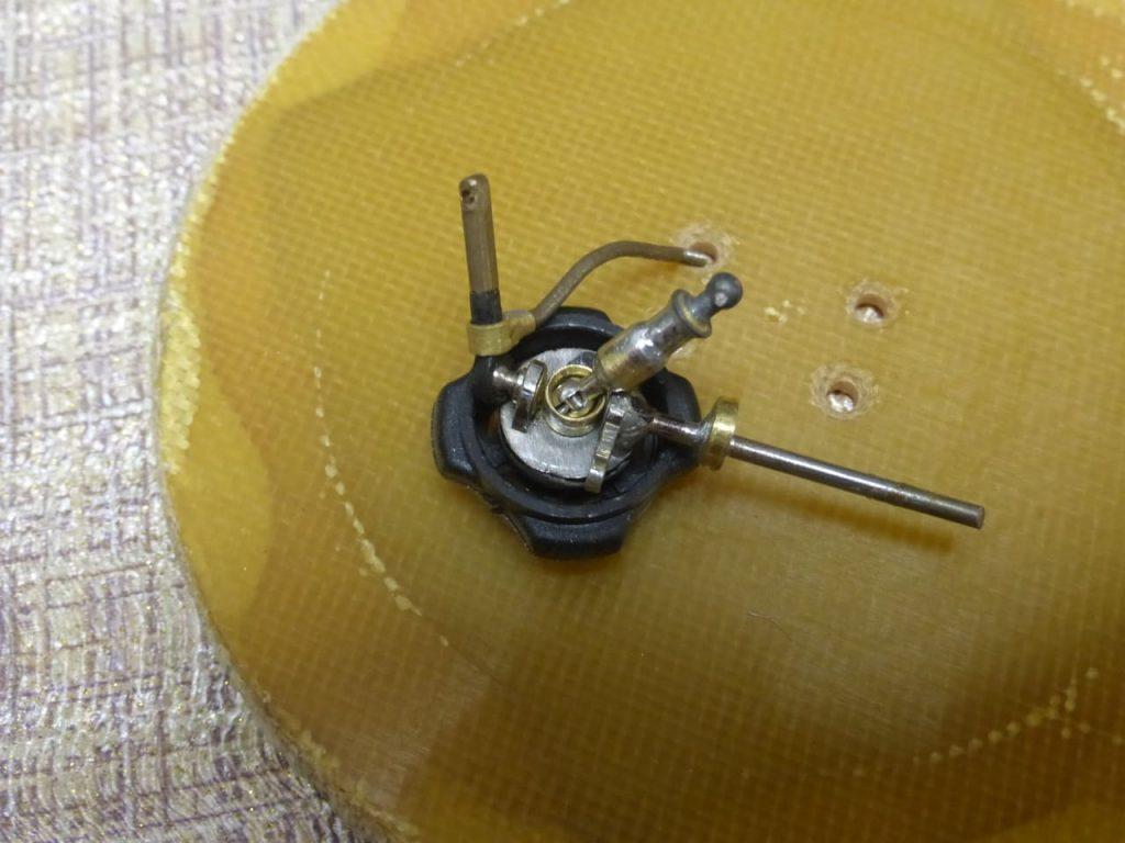 соединение колеса и шруса ваз2108 сборка привода модели в масштабе 1:24 RC model
