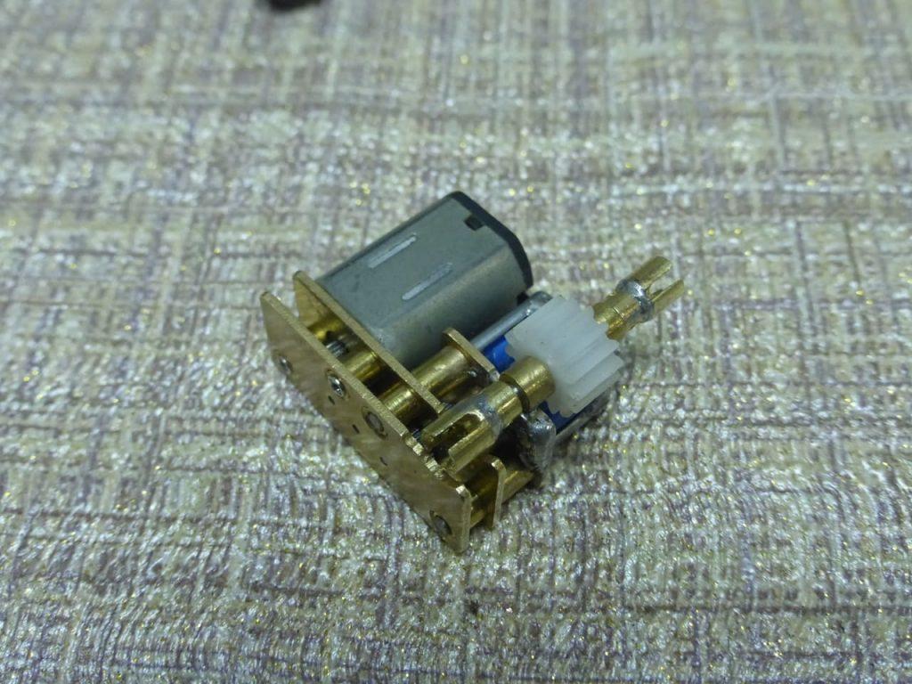 установка шруса ВАЗ-2108 сборка привода модели 1:24