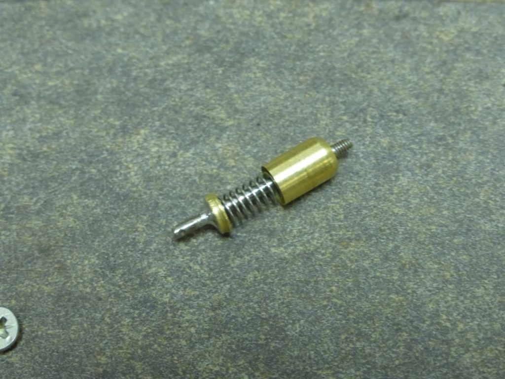 амортизатор для модели 1:24 амортизаторы ваз-2108 рабочая подвеска rc-model suspension