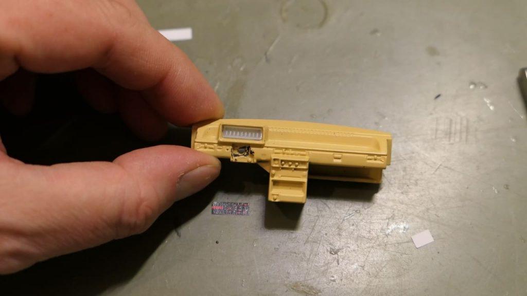рассеиватель для приборов ваз2108 постройка радиоуправляемой модели