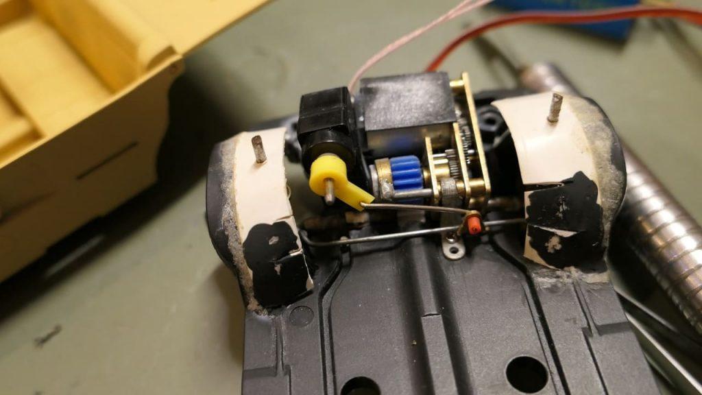 доработка сервопривода рулевого управления ваз2108 масштабной модели на радиоуправлении по вай-фай