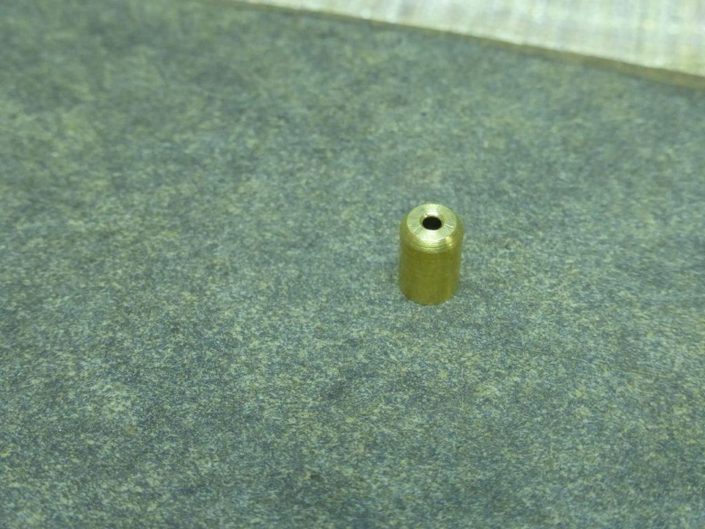 стакан заднего амортизатора ваз 2108 переделка масштабной модели на радиоуправление rc-model 1:24
