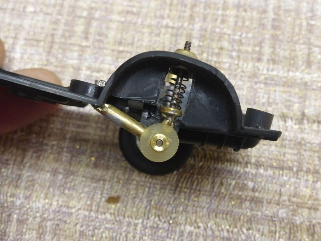 имитация тормозного барабана ваз 2108 модель на радиоуправлении в масштабе 1:24 rc-model
