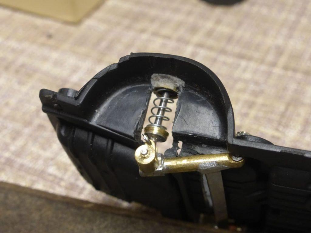 изготовление амортизаторов для модели 1:24 рабочая подвеска для масштабной модели