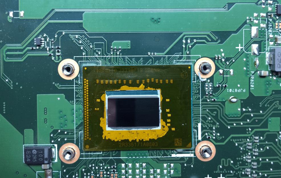 Процессор Intel Core i3-3217U SR0N9  X550CL R513CL