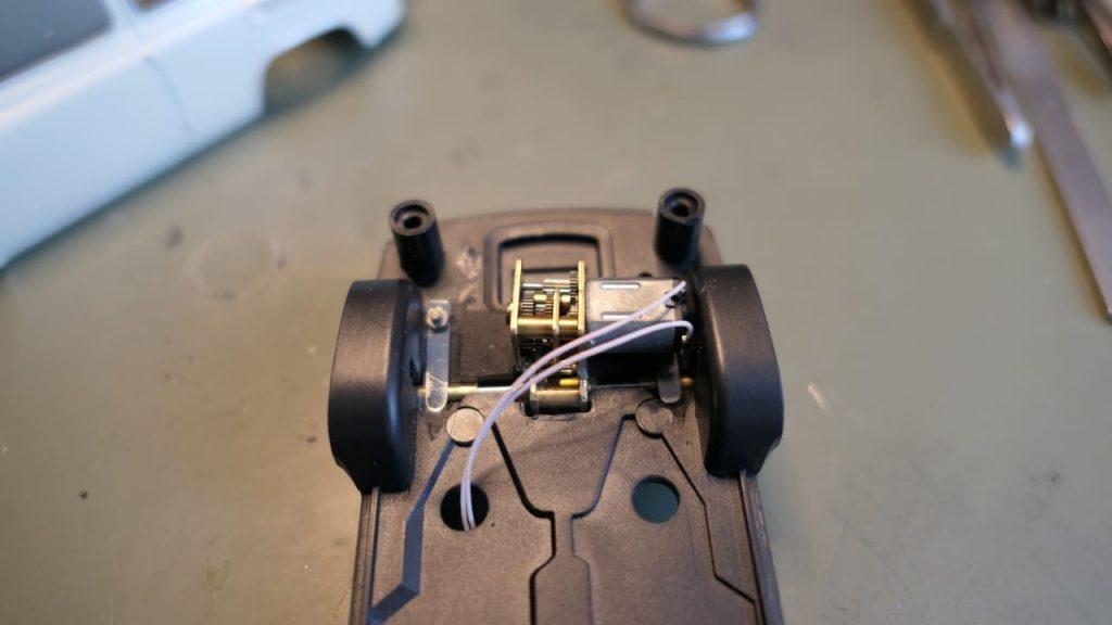 привод задних колес запорожца задний мост заз 965 горбатый на радиоуправлении rc-model 1:24