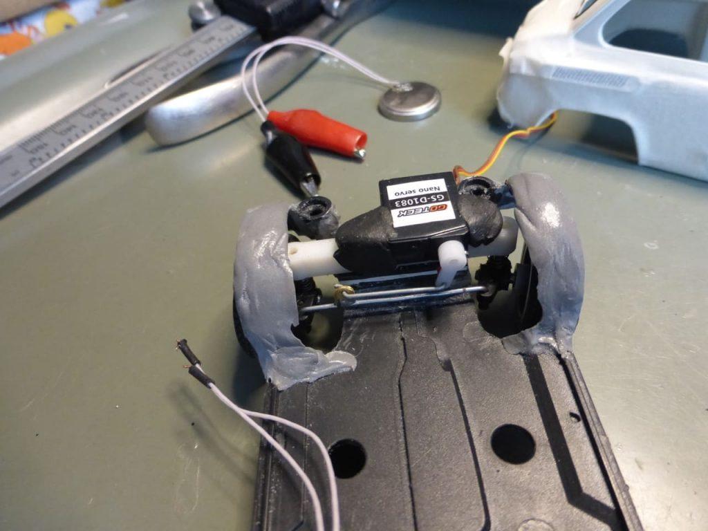 рулевая тяга заз965 рулевой механизм для модели запорожца на радиоуправлении конверсия
