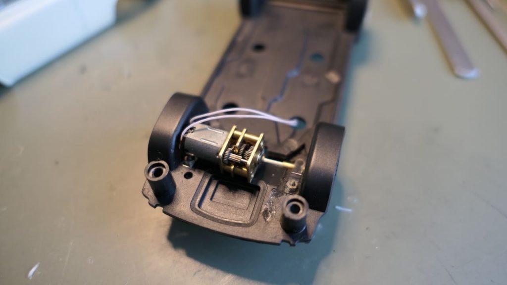 задний мост запорожец модель 1:24 на радиоуправлении заз 965 привод