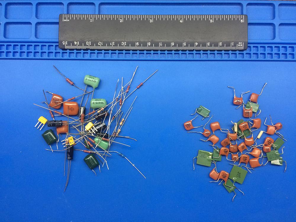 Комплект деталей для ПРК Orion-128