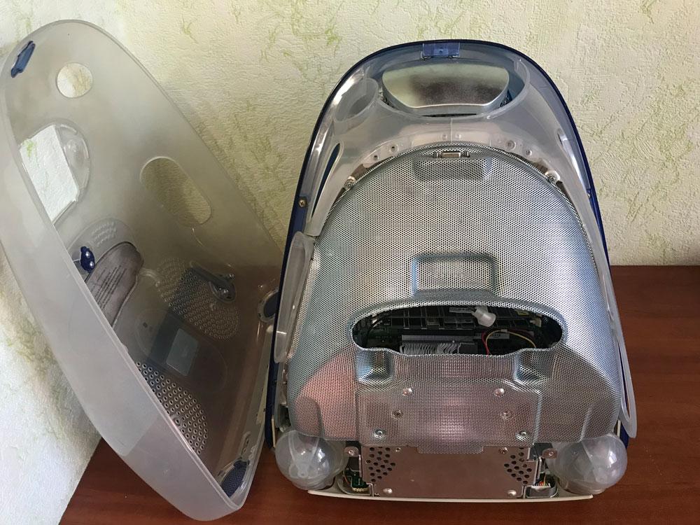 IMac нижняя крышка и защитный экран