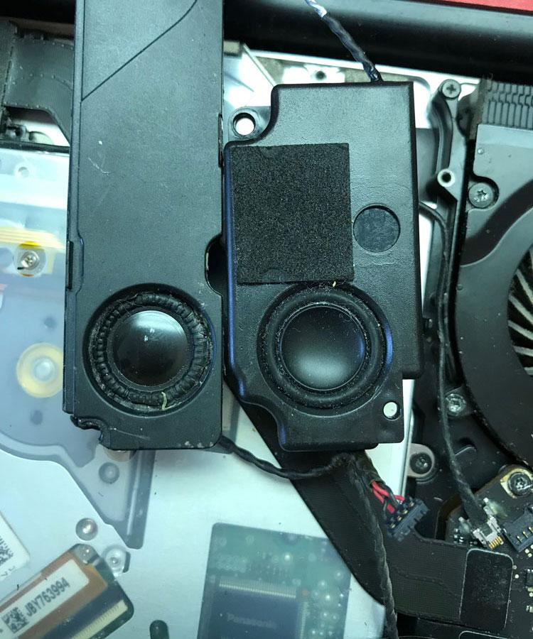 Днамик из Fujitsu Siemens AMILO Pi 3540 и Macbook PRO 2011 2012 A1287