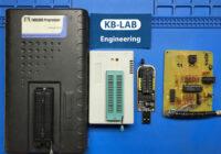 Программаторы TNM5000+ Minipro TL866 CH341 Postal 2