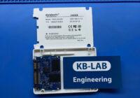 SSD диск Goldenfir T650 в разборе